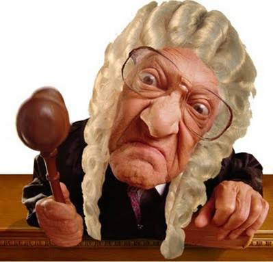 who judges Our judges: who are they and how did they get there the justice system in this country and in oklahoma centers around the courts under oklahoma's judicial structure district courts have the authority to hear virtually any type of case and have three categories of judges - district judge, associate district judge and special judge.
